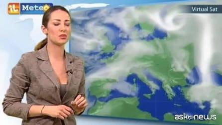 Previsioni meteo per sabato 7 marzo