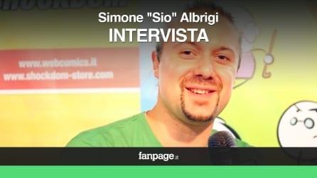 """Simone """"Sio"""" Albrigi, autore di Scottecs: """"Per un fumettista la presenza online è fondamentale"""""""