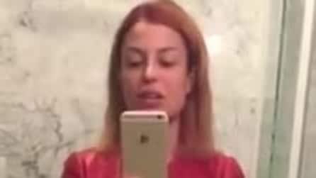 Sara Tommasi annuncia un film hard con Andrea Dipré