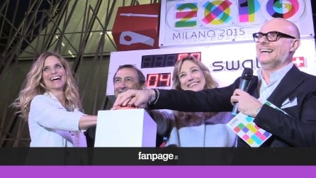 Countdown per Expo 2015 firmato Swatch: 50 giorni all'inaugurazione