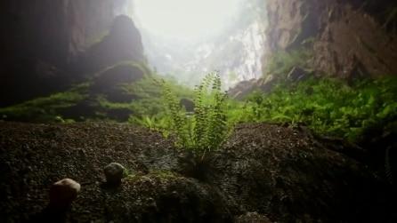All'interno della caverna più grande al mondo, le immagini aeree