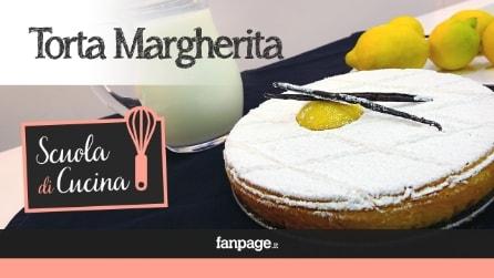 La ricetta della Torta Margherita, perfetta a colazione o a merenda