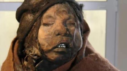 La ragazza Inca sacrificata 500 anni fa potrebbe aiutare a combattere malattie attuali