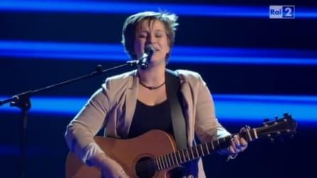 """Nadya Borzak, la nipote di Gabriella Ferri canta """"Remedios"""""""