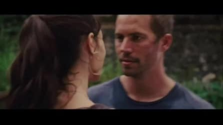 Il tributo a Paul Walker in Fast and Furious 7, sulle note di 'See You Again'