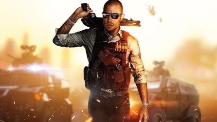 Battlefield Hardline - Trailer di lancio