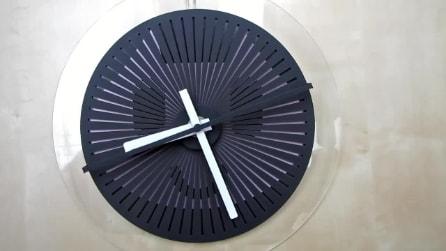 Moiré seconds, un orologio davvero speciale