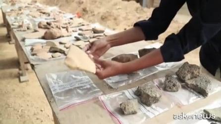 Tel Aviv, scoperta antica birreria egiziana