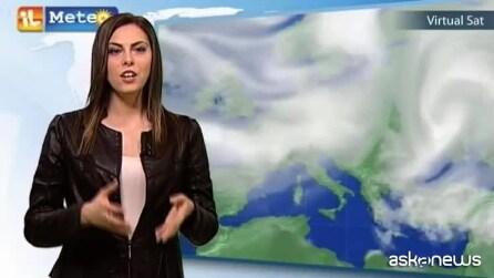 Le previsioni meteo di martedì 1 aprile