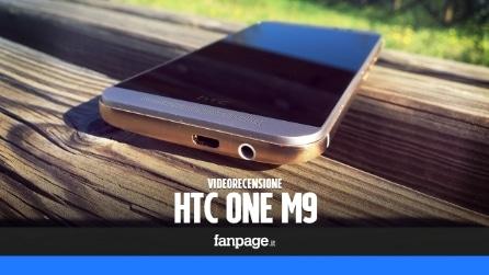 HTC One M9 - Video recensione