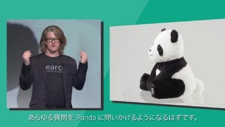 Google Panda, il peluche di Big G
