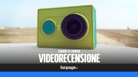 Xiaomi Yi Camera - videorecensione