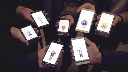 300 smartphone cominciano a cantare: il primo coro Android