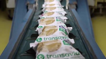 Lo spot della compagnia low cost Transavia