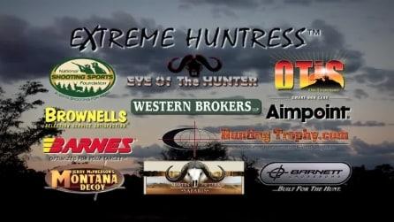 """Il promo di """"Extreme Huntress"""""""
