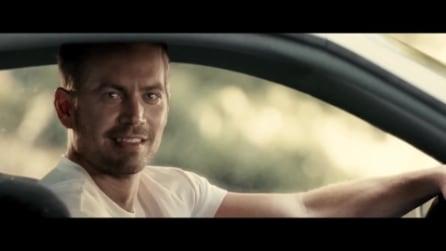 """L'omaggio a Paul Walker nel video di """"See You Again"""""""