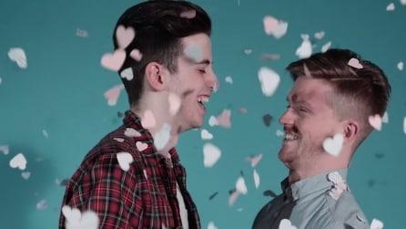"""""""Coriandoli fatti da bugie riciclate"""", la campagna a favore dei matrimoni tra omosessuali in Irlanda"""