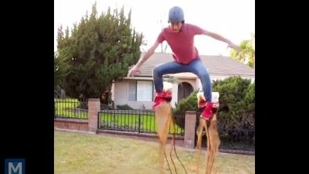 """L'illusionista del web """"vola"""" con la Coca Cola: i video più divertenti"""