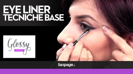 Eye liner, applicarlo in modo pratico e veloce