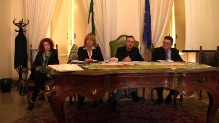 Conferenza Stampa La Penisola del Tesoro (Galatina, 10 Aprile 2015)
