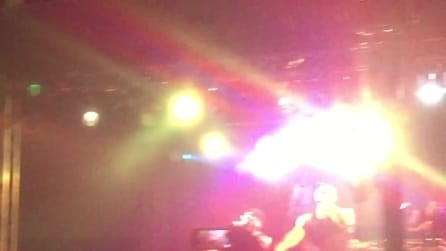 Nelly live, in Giappone
