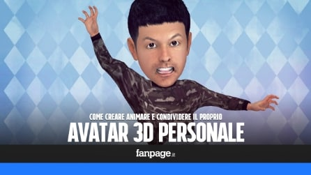 MyIdol, l'app per trasformarsi in un avatar 3D animato