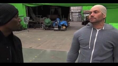 Paul Walker che imita Vin Diesel, ecco il video che commuove
