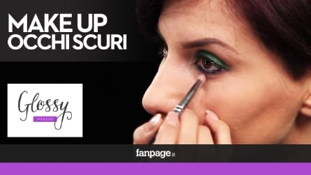 Occhi scuri, un make up per esaltarli