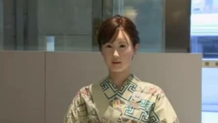 Donna o robot? Ecco la nuova trovata in Giappone