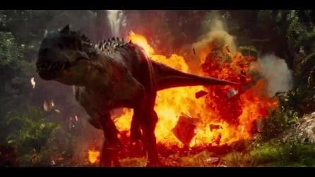 Jurassic World - ecco il secondo trailer ufficiale
