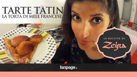 La ricetta della Tarte Tatin, la torta di mele francese