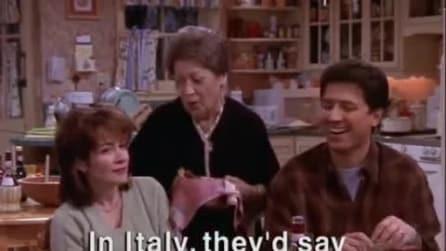 Tutti amano Raymond: i Barone parlano italiano