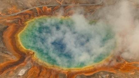 """Yellostone, scoperta la """"camera segreta"""" del vulcano più grande al mondo"""