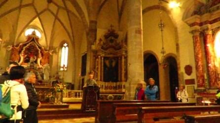 MVI 2946 Benedizione nella Chiesa di San Zeno