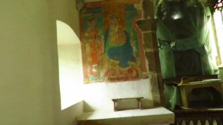 MVI 3395 Interno della chiesa di S Lorenzo