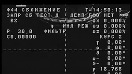 La navicella russa Progress perde il controllo nello spazio: le angoscianti immagini