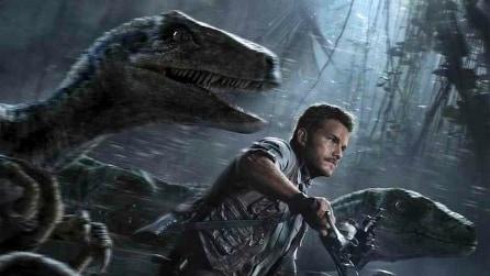 """Un primo sguardo su """"Jurassic World"""""""