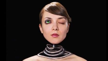 Illusioni ottiche, ecco come è possibile creare queste immagini bizzarre