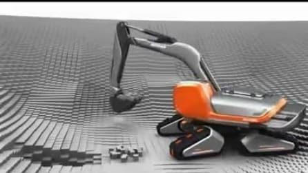 La nuova tecnologia per un escavatore sempre più potente