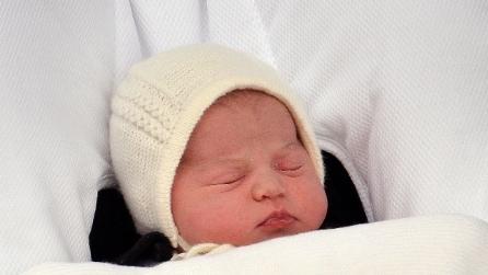 Charlotte Elizabeth Diana, scelto il nome della Royal Baby