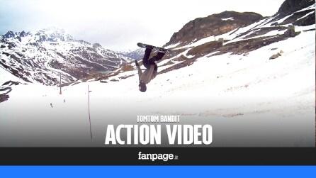 TomTom Bandit Action Video
