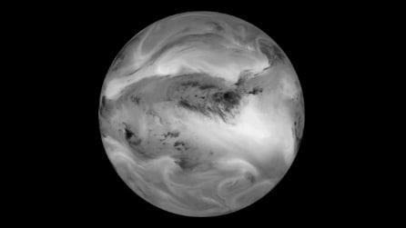 Ecco come si formano le nuvole: la Terra come non l'avete mai vista