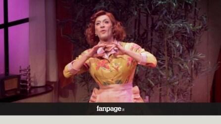 """Filippo Timi: """"Con 'Favola' sfido me stesso interpretando una donna anni '50"""""""