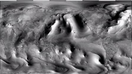 Sembrano delle nuvole, ma non lo sono. Ecco cosa hanno riprodotto gli scienziati