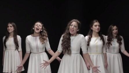 In soli 5 minuti cantano le più belle canzoni della Disney: la performance da brividi