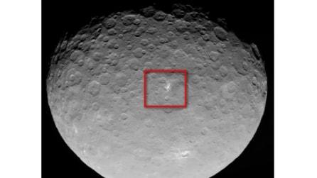 NASA: risolto il mistero delle macchie luminose su Cerere