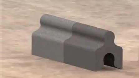 Ecco i mattoni rivoluzionari che si tengono senza cemento