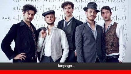 """Le avventure 'Rockamboles' dei Guappecartò: """"'Suoniamo' il mondo e sogniamo il cinema"""""""