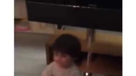 Il piccolo Santiago diventa rapper