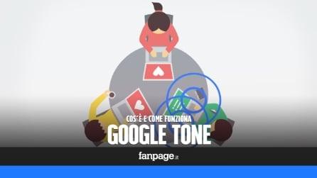 Google Tone: come inviare i link con i suoni